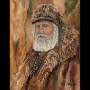 Portrait of a Mountain Man
